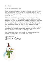 free letters from santa we forgot to tell you letters from