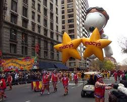 macy s thanksgiving day parade on thursday november 22 2012 at 9