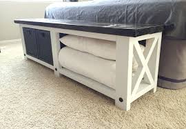 Foot Of Bed Bench With Storage Bedroom Bench With Arms Images On Fabulous Diy Foot Of Bed Storage