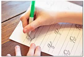 cursive handwriting practice sheets backtoschoolweek kleinworth