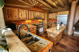 Green Home Kitchen Design Earthships U2014 The Ultimate Green Homes Earthship Earth And House