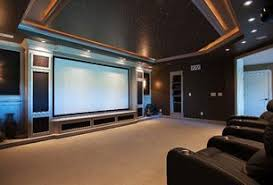Home Theater Ideas Design Accessories  Pictures Zillow Digs - Design home theater