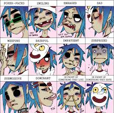 Meme Faced - 2 d expressions meme by deerthings on deviantart
