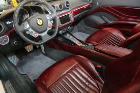 Ferrari California T Interior Bespoke Ferrari California T Pays Tribute To Famous 250 Swb