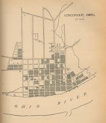 Wilmington Ohio Map by