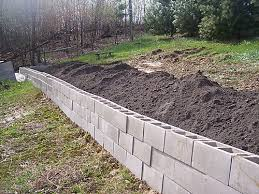 Retaining Wall Ideas For Sloped Backyard Creative Decoration Cheapest Retaining Wall Cute How To Build