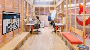 Tiny House Lab The Tiny House Fad Comes To Office Design Co Design