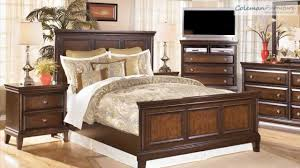dawson bedroom furniture collection from signature design by