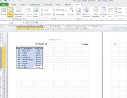 layout view zoom workbook views in microsoft excel 2010 the it training surgery