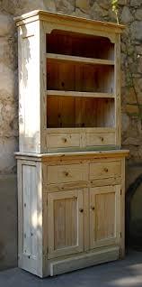 faire un meuble de cuisine mobilier de cuisine en bois massif meuble de cuisine bois brut a