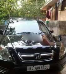 used honda crv for sale in kerala honda cr v petrol for sale at trivandrum kulathummal used cars in
