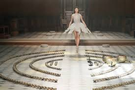 Couture Condo Floor Plans by Conceptual High Tech Haute Couture Collection By Iris Van Herpen