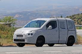 citroen berlingo new spyshots details of 2018 citroen berlingo peugeot partner