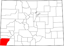 Cortez Colorado Map by Montezuma County Colorado Things To Do And Towns To Visit