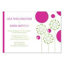 green u0026 pink wedding invitation kit u2013 julia fuschia diy printable