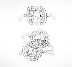 diamond ring coloring pages tiffany soleste engagement rings tiffany u0026 co