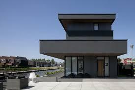 Design Villa by Displaying Dark And Modern Villa Ypenburg Iii By Bbvh Architecture