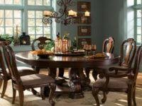 round dining room table sets for 6 u2013 dining room sets