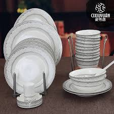 28 set wedding gift lover design real bone china