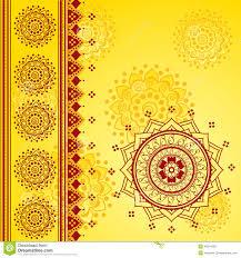 yellow indian background illustration 40371095 megapixl