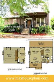 Best Small Cabins 103 Best House Plans Images On Pinterest Home Plans Lake House