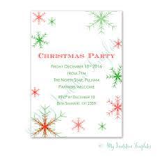 christmas invitation card template christmas lights decoration