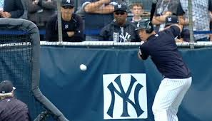 Aaron Judge Joins An Exclusive Club Of Yankees All Stars Pinstripe - yankees aaron judge sows destruction during batting practice