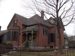 Queen Anne Style Home by Other Victorian Period Houses Main Street St Charles U2013 St Louis