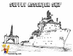 mega tanker ship printables supertankers free ship coloring
