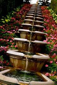 Water Fountains For Backyards by 116 Best Garden Fountain Ideas Images On Pinterest Landscaping