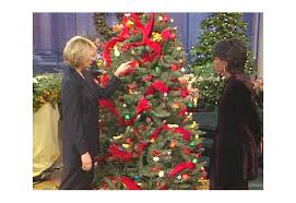 fashioned christmas tree martha stewart s christmas tree ideas