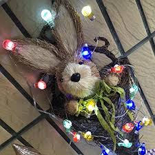 led string lights battery operated energy saving timer control 6
