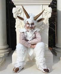 Goat Halloween Costume Exalted Beauty Happy Halloween
