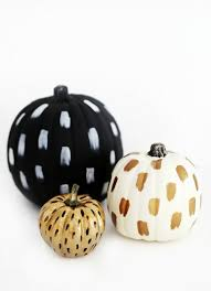 No Carve Pumpkin Decorating Ideas 25 No Carve Pumpkin Decorating Ideas