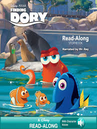 Finding Nemo Story Book For Children Read Aloud Finding Dory Read Along Storybook Toronto Library