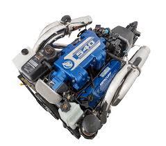 race to repower mercury racing