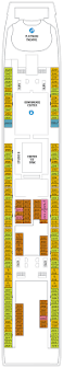 deck plans liberty of the seas royal caribbean intl deck plan image