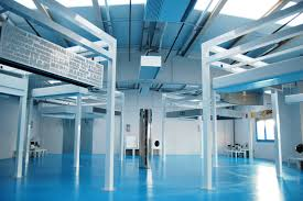 new facilities for air curtains and ventilation production