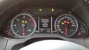 Audi Q5 8r - audi q5 8r zeigertest und öltemperaturanzeige im kombiinstrument