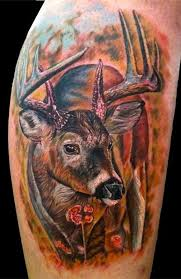 Tattoo Ideas For Hunters 46 Best Tattoo Ideas Images On Pinterest Awesome Tattoos Deer
