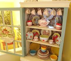 china cabinet re do u0026 hoop art a cultivated nest