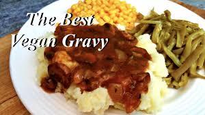vegetarian thanksgiving gravy the best vegan gravy oil free easy u0026 fast youtube