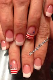 47 best patriotic nails images on pinterest july 4th 4th of