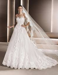 brautkleider la sposa rupia brautkleid im prinzessin stil aus spitze la sposa