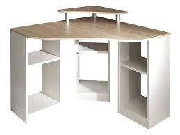 bureau angle verre noir bureau d angle verre bureau d angle blanc laque 7 console design
