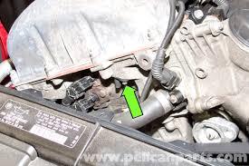 Bmw X5 90k Service - bmw e90 camshaft position sensor replacement e91 e92 e93