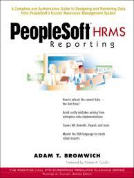 peoplesoft hrms reporting ebook by adam t bromwich