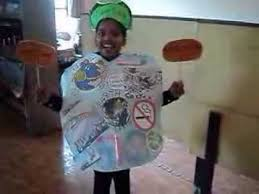 earth day theme on fancy dress competetion youtube