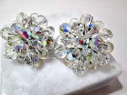 clip on earrings s 104 best earrings vintage pierced clip back for sale at