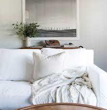 white slipcovers for sofa how we choose white slipcovered sofas room for tuesday